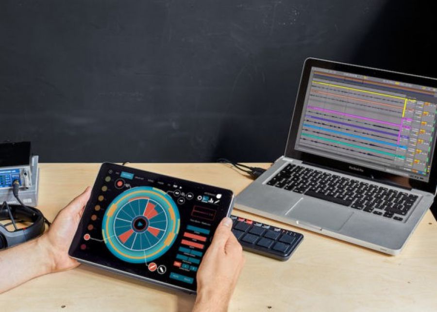 Ableton Add Live Set Export Option to iOS Apps